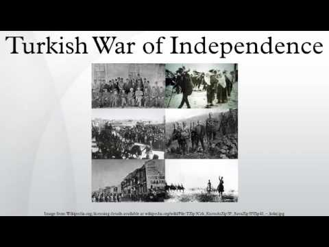 turkish war of independence essay Greek war of independence essay  and a period of overwhelming european intervention on behalf of the greeks ending in turkish recognition of greek independence.
