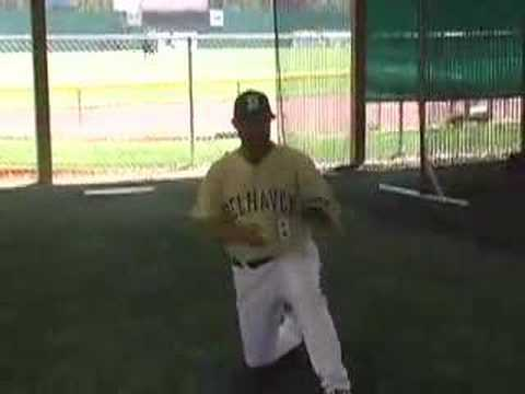 basic baseball throwing mechanics