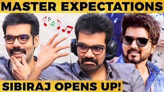 Thalapathy Vijay's Cute Expression in KUTTY STORY Video Song - Actor Sibiraj Interview | Walter