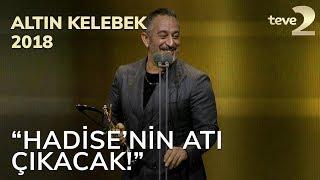 """Altın Kelebek 2018: """"Hadise'nin Atı Çıkacak"""""""