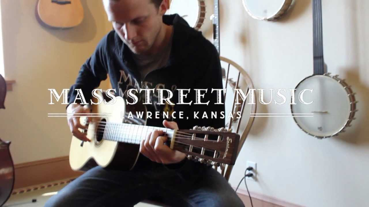 Acoustic Pedalboard Demo Mass Street Music S Jesse R Youtube
