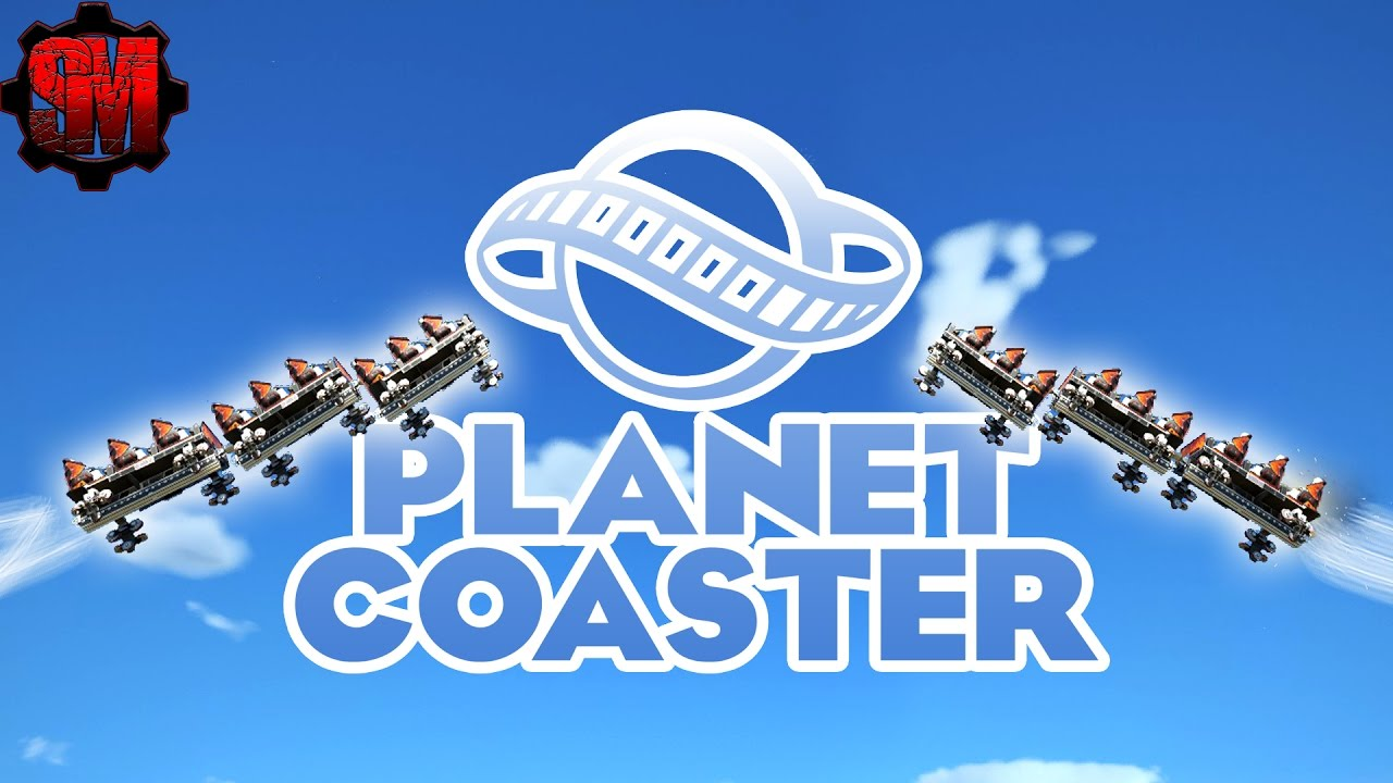 Download MID AIR COLLISION!  Crazy Coasters - Planet Coaster Gameplay Ep2