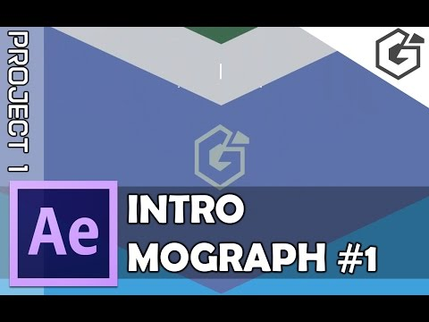 ( Project 1 )  Intro Motion Graphics # 1 (INDONESIA)