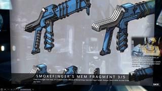 Warframe (Story) - Solaris United Mem Fragment (Transmissions)