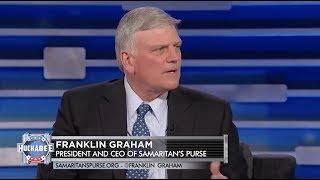 How Franklin Graham's Samaritan's Purse Is Meeting The Needs Of People Around The World | Huckabee