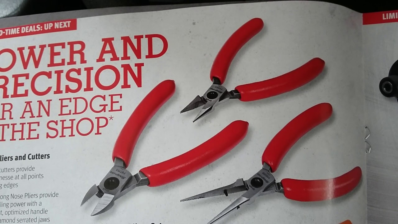 Snap on flyer for June 2019
