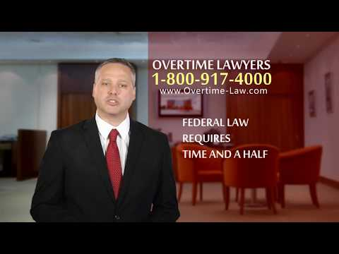 Is it against the law not to pay overtime? Phoenix Employment Lawyer
