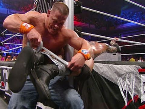 List This!  Unlikely Weapons No. 10: WWE Champ John Cena