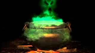 Repeat youtube video Spooky Sounds - Cauldron Bubbling