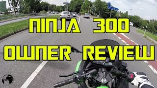 Kawasaki Ninja 300 SE - An honest Review after one year of ownership