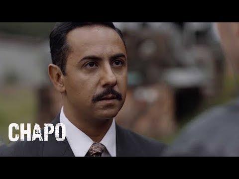 'El Chapo'  ¿En qué político está basado el personaje de Don Sol?