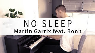 Martin Garrix feat. Bonn - No Sleep (Samlight Piano Cover)