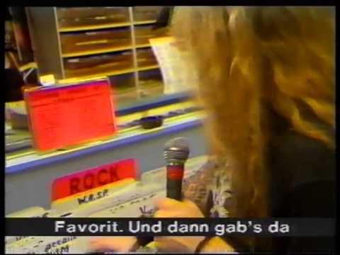 David Vincent's (Morbid Angel) favourite Bands/Albums, ca. 1992