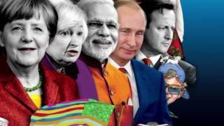 Тревожный прогноз на 2017 год - год столетия русских революций.