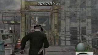Resident Evil 4 - Final Boss Fight + Ending
