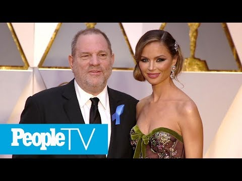 What Harvey Weinstein's Wife Georgina Chapman Really Knew & What's Next For Marchesa  PeopleTV