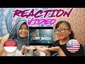 Indonesian React: Ismail Izzani - Luar Biasa ft Alif (Official MV)