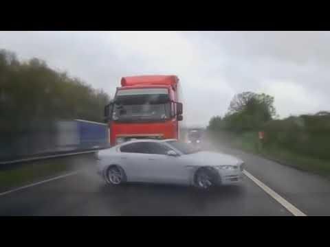 Аварии грузовиков !!!
