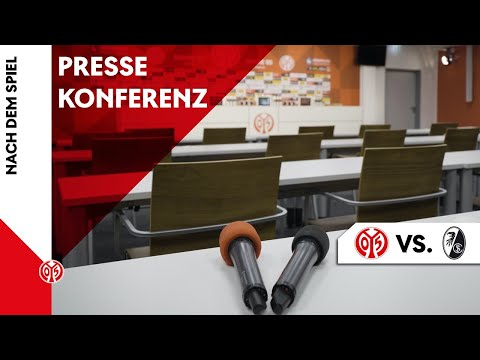 Die PK nach dem Spiel gegen Freiburg | #M05SCF | 2019/20
