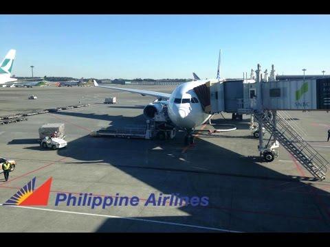 Philippine Airlines PR431 Tokyo Narita to Manila Ninoy Aquino *Full Flight*