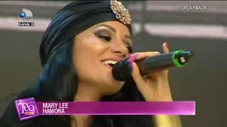 Teo Show(13.07.) - Mary Lee, artista poliglota! In noua piesa canta in engleza, spaniola s ...