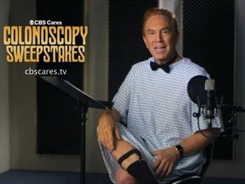 CBS Cares - Colonoscopy Sweepstakes