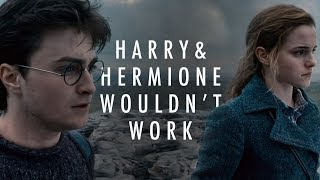 Why Harry and Hermione Wouldn't Work - Harry Potter Video Essay