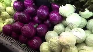 США 4905: Беби-капуста и все остальное на летний салат - идем в магазин
