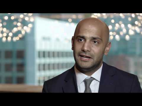 Taran Shares His Experience Working for Sales in Hong Kong at Bloomberg