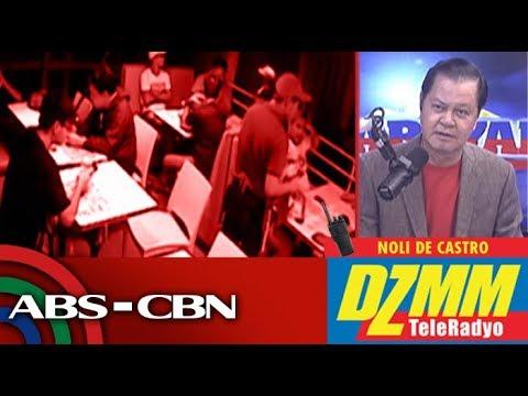 'Magsabi ka ng totoo': Waiter bullied by congressman demands public apology | DZMM