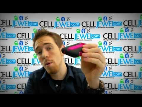 CellJewel.com - HTC Desire C /Wildfire C /Golf Pink Hybrid Case