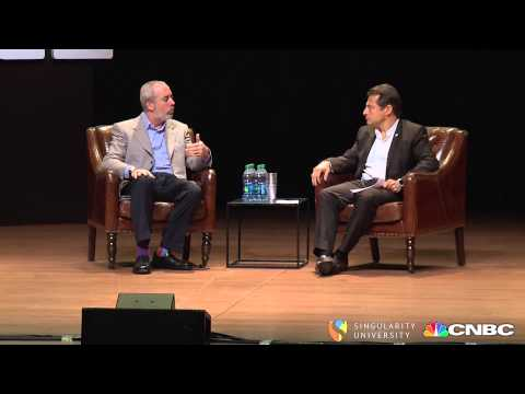 Will The Robo-Advisors Take Your Job? (Diamandis, Edelman) - Exponential Finance 2014