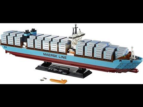 LEGO Shipbuilding Event In Norfolk