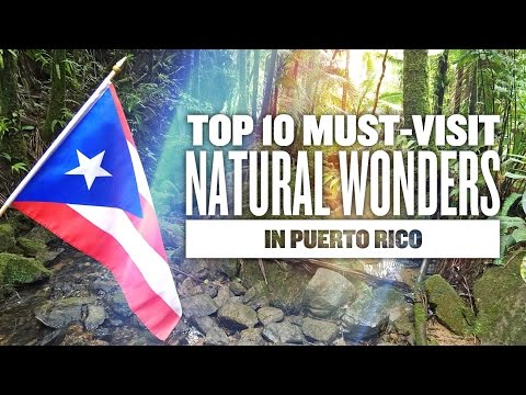 Visit Puerto Rico - 10 Things you will love to do in Puerto Rico...Top 10 Best Places.