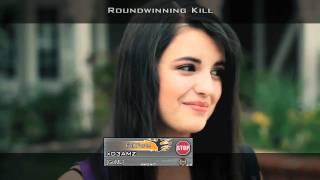 Rebecca Black - Friday (Official Killcam)
