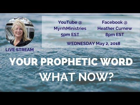 How to Position Yourself with Your Prophetic Words for Breakthrough