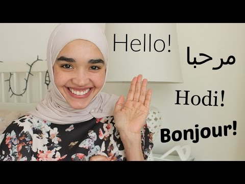 My Translating Skills (English, Arabic, French & Swahili) | The Sewist