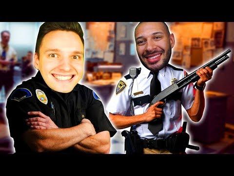 2 POLIZISTEN brechen bei VERBRECHERN ein und eliminieren sie! (Rico)