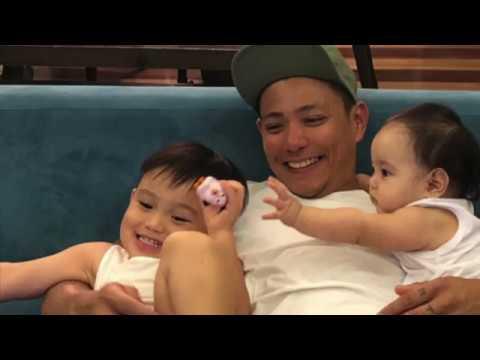 IYA AND DREW ARELLANO SONS|| PRIMO ARELLANO|| LEON ARELLANO