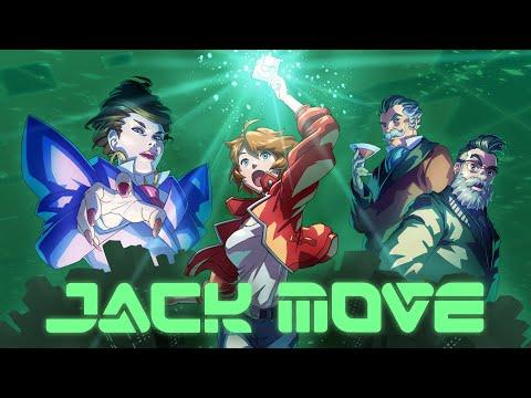 Jack Move – Gameplay Trailer | Steam & Nintendo Switch