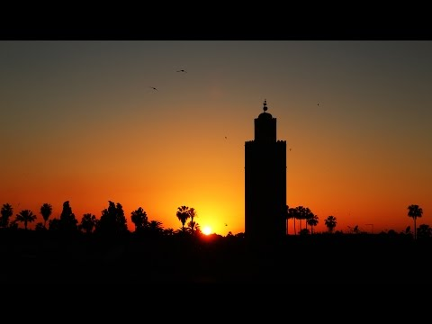 Marrakech - The Most Colourful City in the World - Morocco