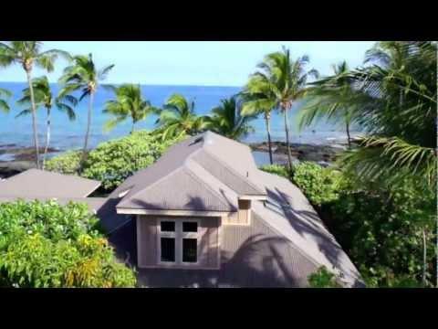 Oceanfront Luxury Property for Sale - Big Island, Hawaii