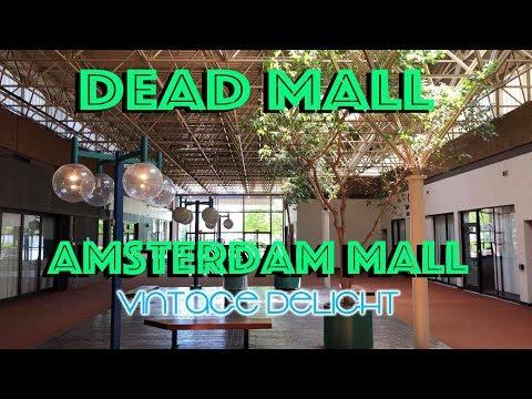 DEAD MALL - AMSTERDAM MALL - VINTAGE DELIGHT