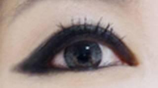 Sexy Sultry Long eyes (Kim Yu-Na inspired)