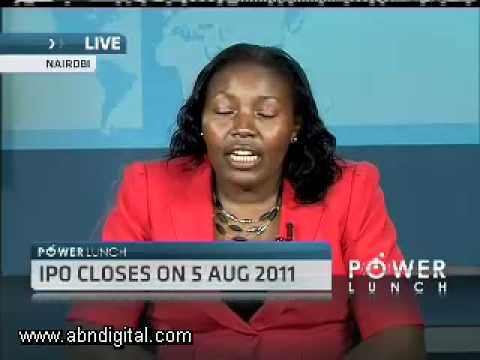 British American Investment with Gladys Karuri