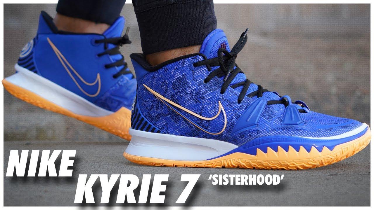 Nike Kyrie 7 - WearTesters