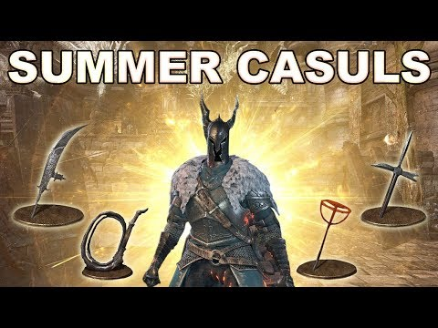 Summer Sale 2018 - Dark Souls 3 PVP