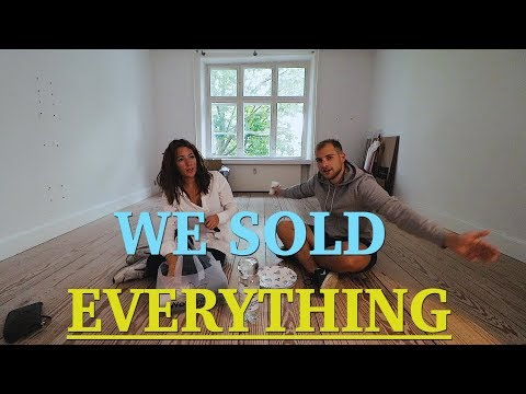 WE SOLD EVERYTHING TO GO TRAVEL THE WORLD ❲V ᴸ ᴼ ᴳ 32❳