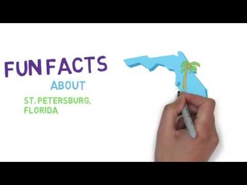 4 Fun Facts about St. Petersburg Florida aka The Burg