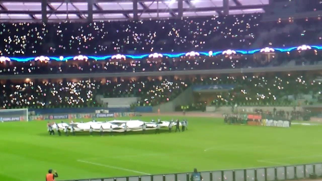 Uefa champions league 2017-2018 - YouTube